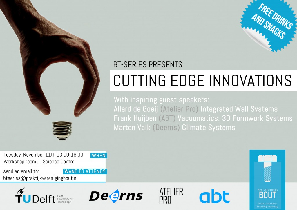 BouT BT Series Cutting Edge Innovations
