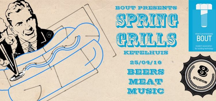 SPRING GRILLS [MOVED] | 9th of MAY 2016