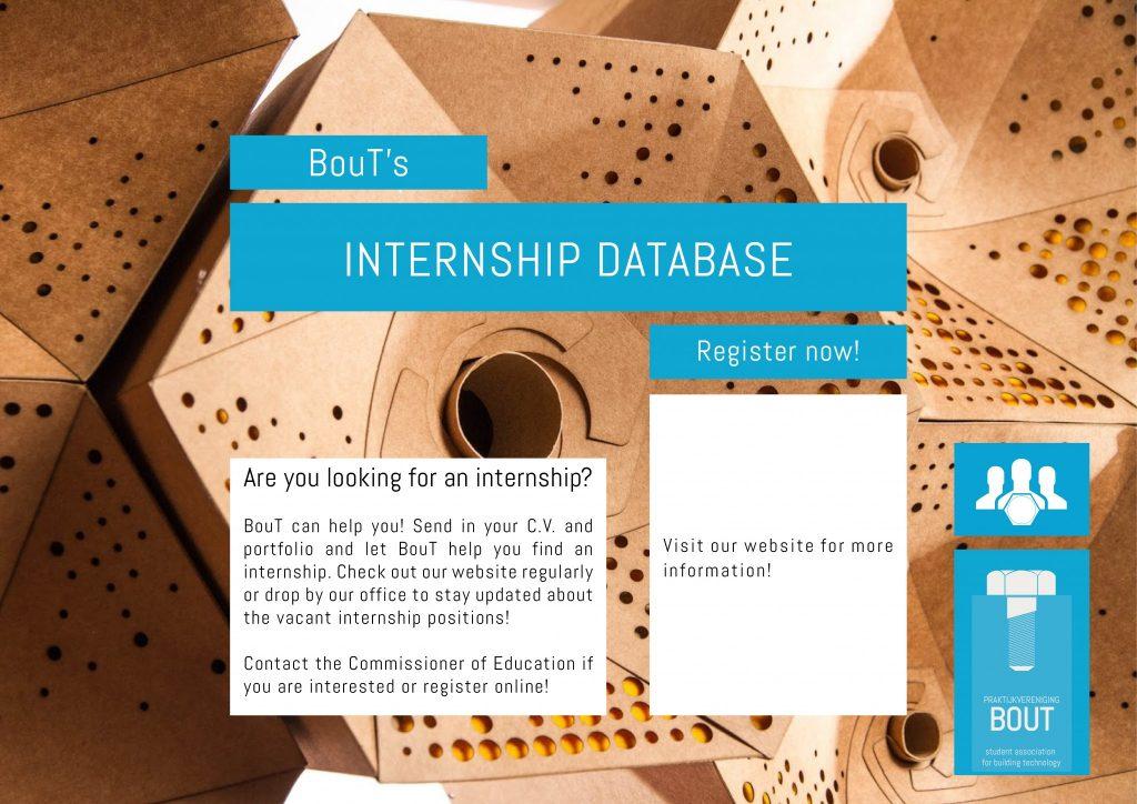 General poster internship database