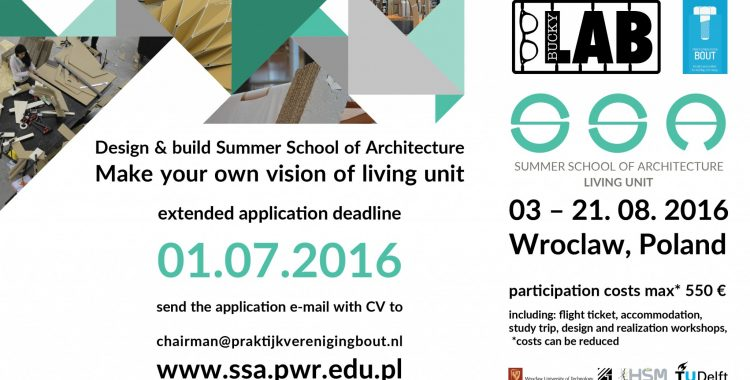 Summer School Poland| 3/8>21/8 | Sign up now!