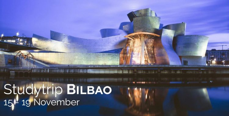 Studytrip Bilbao: last chance to sign up!