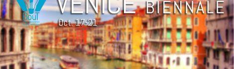 Study Trip Venice Biennale 2018 - Register now